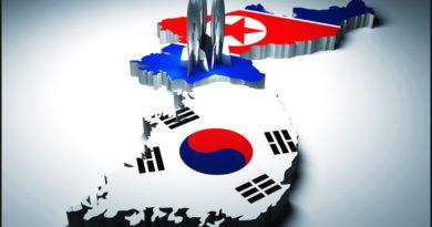 Tensiones de guerra entre las dos Coreas